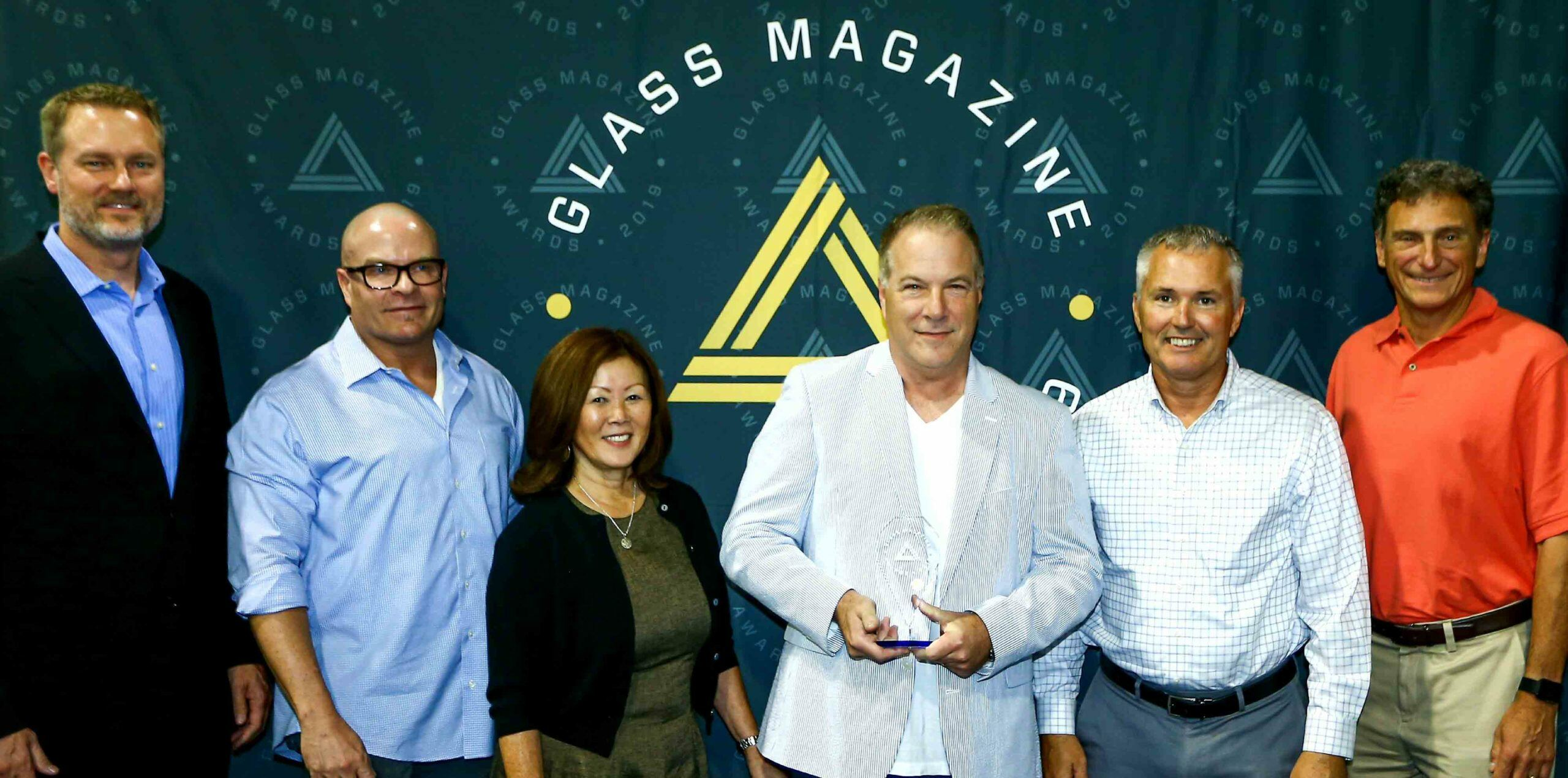 Pulp Studio Wins 2019 Glass Magazine Award