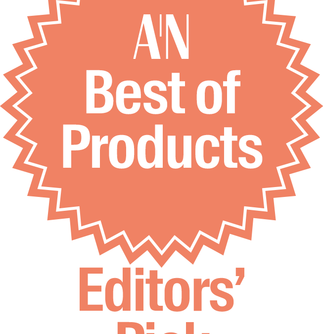 Pulp Studio wins Architect's Newspaper Best of Products Editors' Pick for PRECISION EDGE® technology